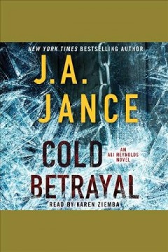 Cold betrayal - Judith A Jance