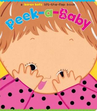 Peek-a-baby - Karen Katz