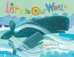 Listen to our world - Bill Martin
