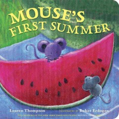 Mouse's first summer - Lauren Thompson