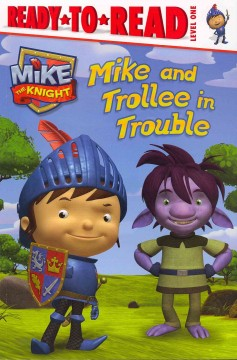 Mike and Trollee in trouble - Maggie Testa