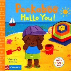 Peekaboo, Hello you! - Georgie Birkett