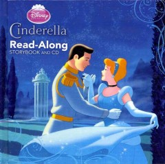 Cinderella : read-along storybook and CD