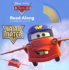 Cars Air Mater : read-along storybook and CD