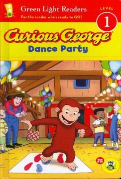 Curious George dance party - Borana Greku