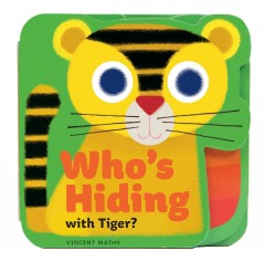 Who's hiding with Tiger? - Vincent Mathy