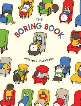 The boring book - Shinsuke Yoshitake