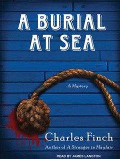 A burial at sea - Charles (Charles B.) Finch