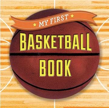 My first basketball book.