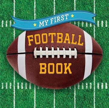My first football book.
