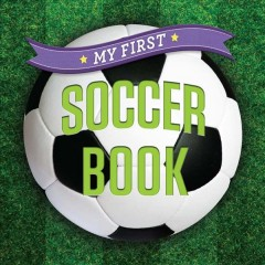 My first soccer book.