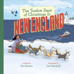 The twelve days of Christmas in New England - Toni Buzzeo