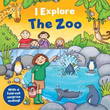 I explore the zoo - Emma Dods