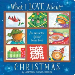 What I love about Christmas - Maryann Cocca-Leffler