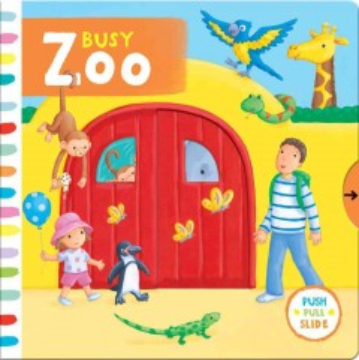 Busy zoo - Rebecca Finn