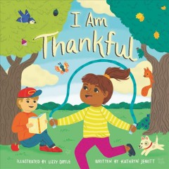 I am thankful - Kathryn Jewitt