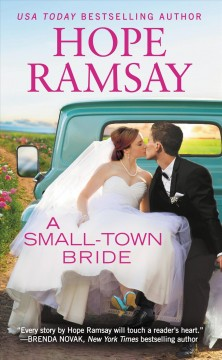 A small-town bride - Hope Ramsay