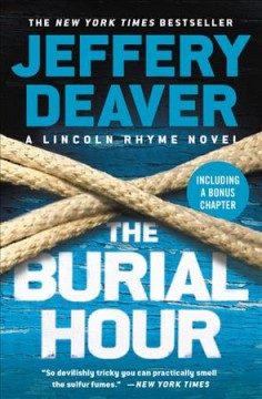 Burial Hour - Jeffery Deaver