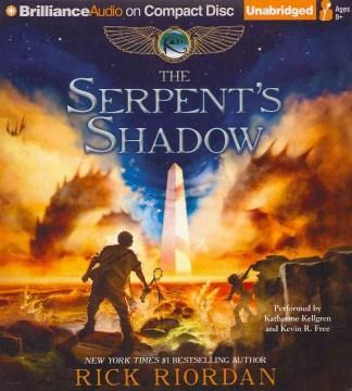The serpent's shadow - Rick Riordan