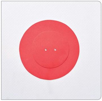 One red button - Marthe Jocelyn