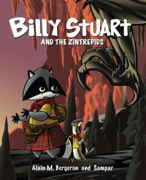 Billy Stuart and the Zintrepids - Alain M.; Sampar (ILT); Watson Bergeron