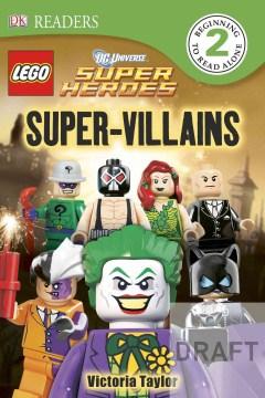 Super-villains - Victoria Taylor