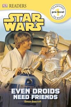 Even droids need friends - Simon Beecroft