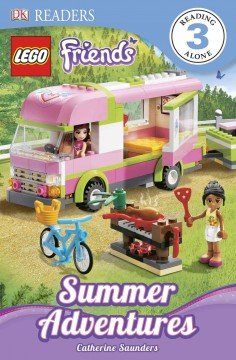 Summer adventures - Catherine Saunders