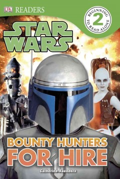 Star wars, bounty hunters for hire - Catherine Saunders