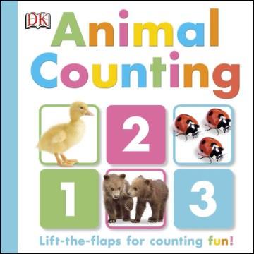 Animal counting - Charlie Gardner