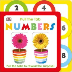 Pull the tab : numbers - Clare Lloyd