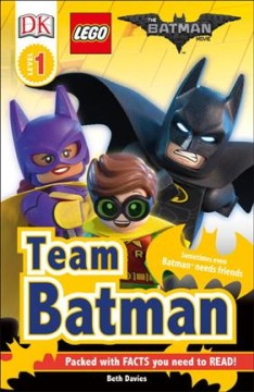 Team Batman - Beth Davies