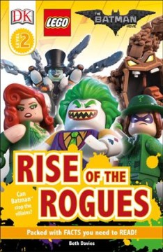 Rise of the rogues - Beth Davies