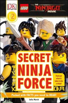 Secret ninja force - Julia March