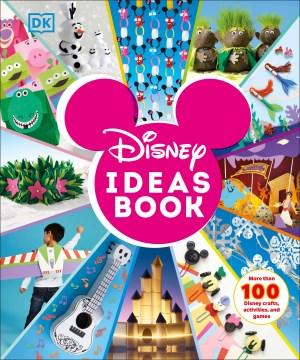 Disney ideas book - Elizabeth Dowsett