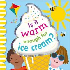 Is it warm enough for ice cream? - Violet Peto