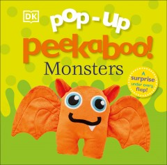 Pop-up peekaboo! monsters - Clare(Children's book author) Lloyd