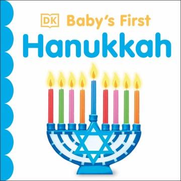 Baby's first Hanukkah.