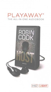 Host - Robin Cook