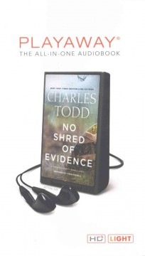 No shred of evidence : an Inspector Ian Rutledge mystery - Charles Todd