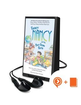 Fancy Nancy makes new friends - Jane O'Connor