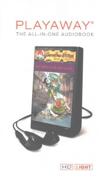 Geronimo Stilton : the temple of the ruby of fire. written by Geronimo Stilton. Book 14 - Geronimo Stilton