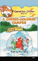 Geronimo Stilton. written by Geronimo Stilton. Book 16, A cheese-colored camper - Geronimo Stilton