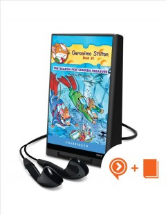 Geronimo Stilton. written by Geronimo Stilton. Book 25, The search for sunken treasure