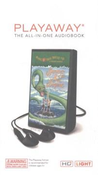 Summer of the sea serpent - Mary Pope Osborne