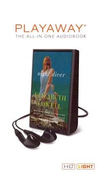 Night diver : a novel - Elizabeth Lowell
