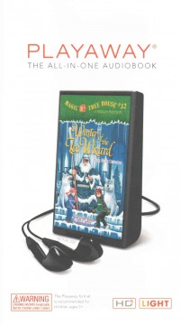 Winter of the Ice Wizard - Mary Pope Osborne