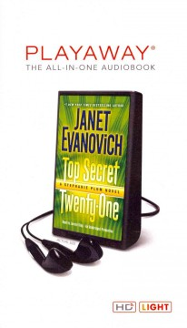 Top secret twenty-one [sound recording (Playaway)] - Janet Evanovich
