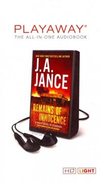 Remains of innocence - Judith A Jance