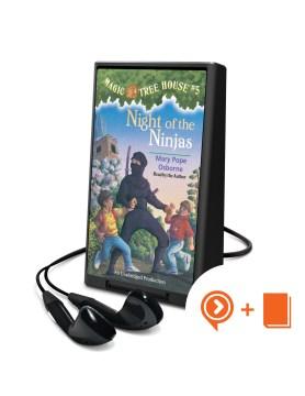 Night of the ninjas - Mary Pope Osborne